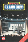 Jeopardy! DOS Front Cover