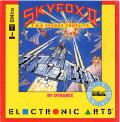 Skyfox II: The Cygnus Conflict Commodore 64 Front Cover