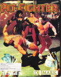 Pit-Fighter DOS Front Cover