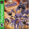 Spyro: Year of the Dragon PlayStation Front Cover also Manual Front