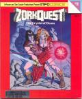 ZorkQuest: The Crystal of Doom PC Booter Front Cover