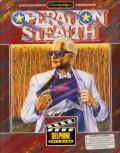 James Bond: The Stealth Affair Atari ST Front Cover