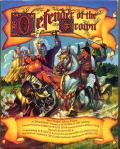 Defender of the Crown Commodore 64 Front Cover