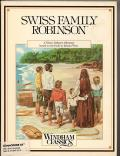 Swiss Family Robinson Commodore 64 Front Cover