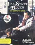 Hill Street Blues DOS Front Cover