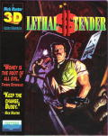 Lethal Tender DOS Front Cover