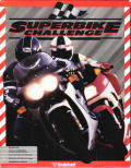 Superbike Challenge DOS Front Cover