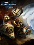 Steel Storm: Burning Retribution Linux Front Cover