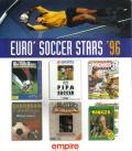 Euro' Soccer Stars '96 DOS Front Cover