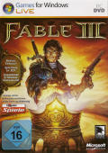 Fable III Windows Front Cover