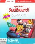 Super Solvers: Spellbound! DOS Front Cover