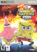 SpongeBob SquarePants: The Movie Macintosh Front Cover