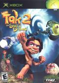 Tak 2: The Staff of Dreams Xbox Front Cover