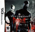 Diabolik: The Original Sin Nintendo DS Front Cover