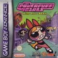 The Powerpuff Girls: Him and Seek Game Boy Advance Front Cover