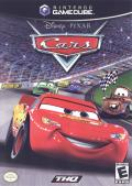 Disney•Pixar Cars GameCube Front Cover