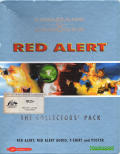 Command & Conquer: Red Alert (The Collectors' Pack) DOS Front Cover