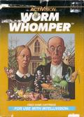 Worm Whomper Intellivision Front Cover