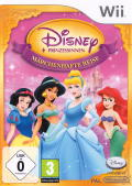 Disney Princess: Enchanted Journey Wii Front Cover