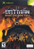 Batman: Rise of Sin Tzu Xbox Front Cover