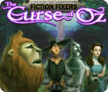 Fiction Fixers: The Curse of Oz Macintosh Front Cover