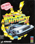 Back to the Future Part II DOS Front Cover