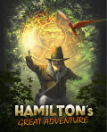 Hamilton's Great Adventure Windows Front Cover