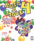 Bust-A-Move 4 Windows Front Cover