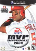 MVP Baseball 2004 GameCube Front Cover