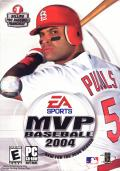 MVP Baseball 2004 Windows Front Cover