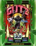 G.U.T.Z. Commodore 64 Front Cover