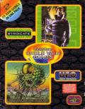 Telstar Double Value Games: Syndicate + UFO Enemy Unknown DOS Front Cover