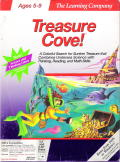 Treasure Cove! DOS Front Cover