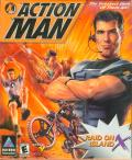 Action Man: Raid on Island X Windows Front Cover