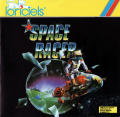 Space Racer DOS Front Cover