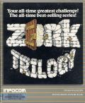 Zork Trilogy Commodore 64 Front Cover