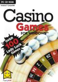 Casino Games For Windows Windows Front Cover