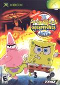 SpongeBob SquarePants: The Movie Xbox Front Cover