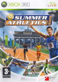 Summer Athletics 2009 Xbox 360 Front Cover