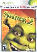 Shrek 2 Xbox Front Cover