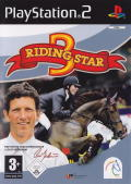 Riding Star 3 PlayStation 2 Front Cover