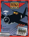 Wings of Fury Commodore 64 Front Cover