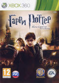 Harry Potter and the Deathly Hallows: Part 2 Xbox 360 Front Cover