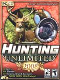 Hunting Unlimited 2008 Windows Front Cover