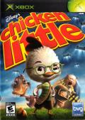 Disney's Chicken Little Xbox Front Cover