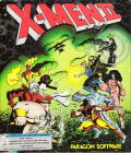 X-Men II: The Fall of the Mutants DOS Front Cover