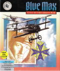 Blue Max: Aces of the Great War DOS Front Cover