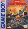 Bionic Commando Game Boy Front Cover