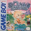 Bonk's Adventure Game Boy Front Cover