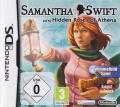 Samantha Swift and the Hidden Roses of Athena Nintendo DS Front Cover